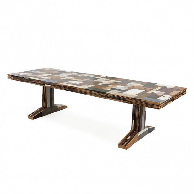 designer table by Piet Hein Eek